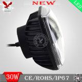 """新しい30W 7 """"オフロードVechiles (HCW-L301099)のためのLED作業ライト"""