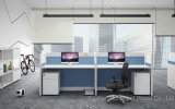New Modular Furniture Easy Assembling Aluminium Office Workstation Partition (HF-GK03)