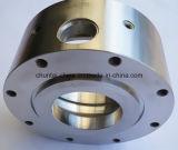 造られたステンレス鋼の端カバー