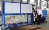 Générateur de glace de bloc avec le générateur de broyeur