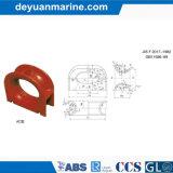 Tipo marina de la cubierta y tipo montado baluarte estándar del estruendo de la cuña de Panamá del estándar de la cuña JIS F de la CA Panamá a.C.