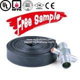 Preço durável de alta pressão da mangueira da água do incêndio do PVC de 2 polegadas