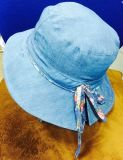 Sombrero personalizado Sun de la tira del compartimiento del bebé de la manera modificada para requisitos particulares para el verano
