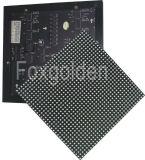 Módulo interno do indicador de diodo emissor de luz do vídeo de cor P5 cheia