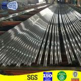 Tubulação #6005 de alumínio anodizada T5 com certificado do GV