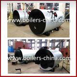 Fabricante profissional da caldeira de vapor despedida horizontal do petróleo do Firetube (gás)