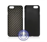 PC Caso di Phone Accessories Carbon Fiber Rubberized delle cellule per il iPhone 6 6s