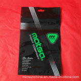 Zipper Top Sealing and Handle Plastic Zip Lock Bag