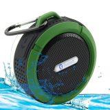 Ipx6は吸引のコップ様式の小型無線Bluetoothのスピーカーを防水する