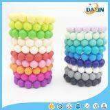 Bracelet Candy Color Cute Eco Friendly Silkone Bead
