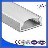 Perfil de alumínio avançado da extrusão 2016 do fornecedor chinês da parte superior 10