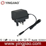 7W AC Plug in Linear Power Adapter com CE