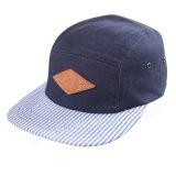 Nuevo sombrero de la era del Snapback de la manera de los 5 paneles