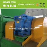 PE PP residuos plásticos máquina trituradora película con alta capacidad