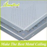 Akustischer Decken-Aluminiumvorstand