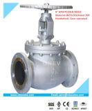 API600 Poort van de Klep van de lage Prijs de Van een flens voorzien voor Olie & Water (300#)