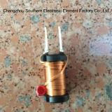 Inductor Wirewound de la base del inductor/de ferrita de la estrangulación de la potencia del Lgb
