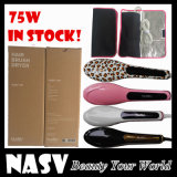 OEM New Brand Hot Sales Hair Straightener Brush