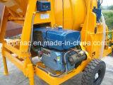 Auto che carica betoniera con la vendita calda della tramoggia idraulica di caricamento in Africa