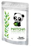Matcha 최고 녹차 분말 유효한 일본식 100% 유기 EU Nop Jas에 의하여 증명되는 소액 주문