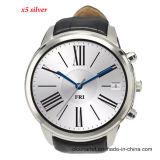 スマートな腕時計Ios 3Gのスマートな腕時計の電話人間の特徴をもつ防水IP67