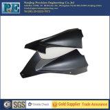 精密カスタム射出成形の黒のプラスチックコンポーネント