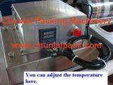 低価格の皿のLidding機械手動シーリングおよび詰物