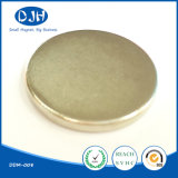 高品質N50の希土類NdFeB磁気物質的なディスク磁石