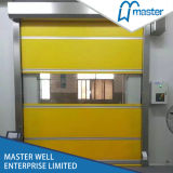 유럽식 High Speed Aluminum 또는 Steel Roller Shutter Door