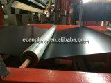 Strato rigido opaco del PVC del nero per stampa del Silk-Screen