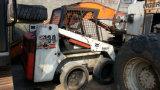 Gatto selvatico usato S130 di Skid Steer Loader del gatto selvatico su Sale