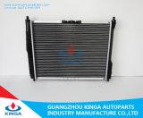Radiatore automobilistico su ordinazione della Daewoo Nubria Mt PA16mm del radiatore di prezzi bassi