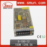 LED Lighting를 위한 100W 12V 8.5A AC-DC Power Supply