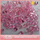 부속품을%s 도매 888 분홍색 Chaton Strass