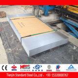 Lamiere di acciaio rivestite laminate a freddo dello zinco di Dx51d 120G/M2