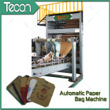 Automatique Multiwall Bottom-Collé Paper Bag Ligne de production