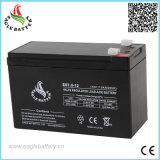 12V 7ah nachladbare Leitungskabel-Säure-Batterie für Notbeleuchtung-System