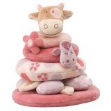 Brinquedo enchido do quarto do bebê da vaca