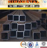 Prix rectangulaire de tube de grand dos d'acier du carbone d'ASTM A500