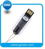 Диск USB оптового миниого размера 8GB внезапный с телом металла