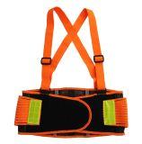 Polyester-Ineinander greifen-Breathable Arbeitskleidungs-Sicherheits-Rückseiten-Schoner