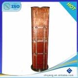 Pequeño en el cambiador de calor cubierto con bronce talla de la placa para el compresor de aire (CG-AB)