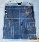 панель солнечных батарей высокой эффективности 20W Semi гибкая