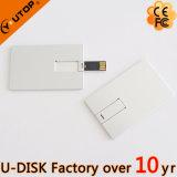 주문 로고 금속 Busiess 카드 USB 섬광 드라이브 (YT-3101-03L)