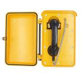 Téléphones imperméables à l'eau d'aide de tunnel d'IP, téléphone de VoIP, appels gratuits de Koontech Knsp-03