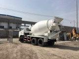 Mitsubishi-diesel-motor 6*4-LHD het Japan-Merk 10~20ton nieuw-wit-schildert de Gebruikte Vrachtwagen van de Concrete Mixer opnieuw Fuso