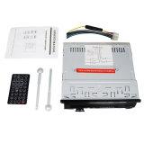 Un reproductor de DVD fijo Ts-6018d del coche del panel fijo