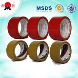 Certificada colorido de la cinta adhesiva de BOPP embalaje