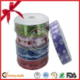 30mm X 50yard Wedding la bande simple Rolls de satin de face