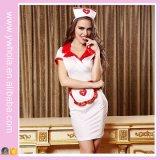 """Roupa interior """"sexy"""" japonesa de Cosplay do traje da enfermeira do vestuário das mulheres da veste do Natal"""